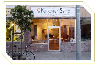 KitchenSync Has Three Locations. SAN FRANCISCO NOE VALLEY SHOWROOM 1752  Church Street San Francisco, CA 94131 [p] 415.550.7701 [f] 415.550.7702